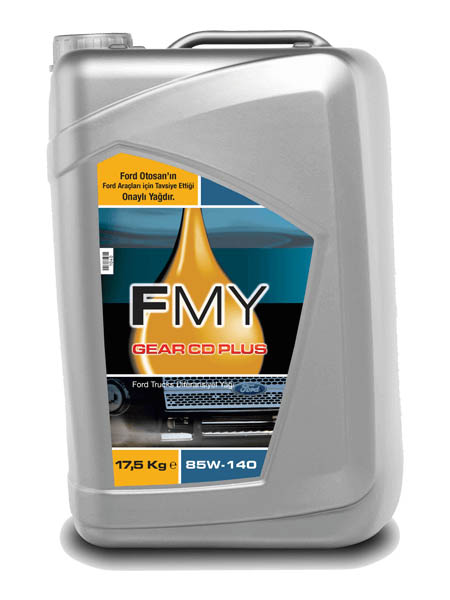 FMY GEAR CD PLUS 85W-140
