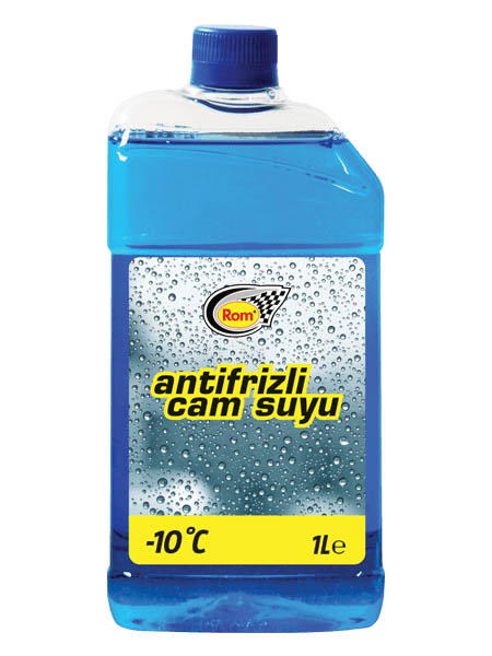 ANTIFREEZE WINDSHIELD LIQUID -10°C