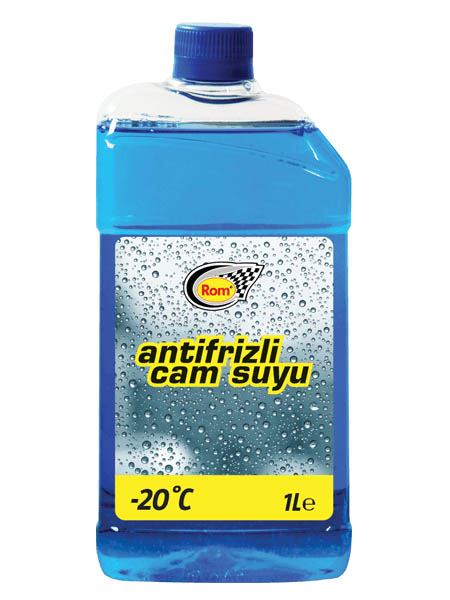 ANTIFREEZE WINDSHIELD LIQUID -20°C