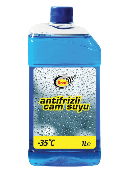 ANTIFREEZE WINDSHIELD LIQUID -35°C