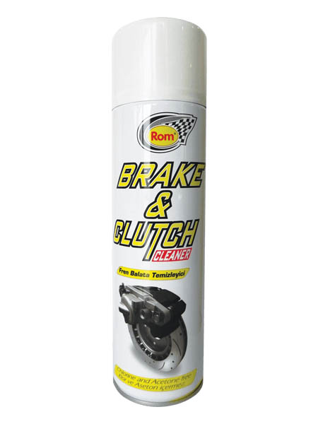 BRAKE and CLUTCH CLEANER