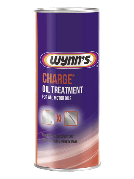 CHARGE OIL TREATMENT
