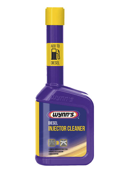INJECTOR CLEANER FOR DIESEL ENGINES